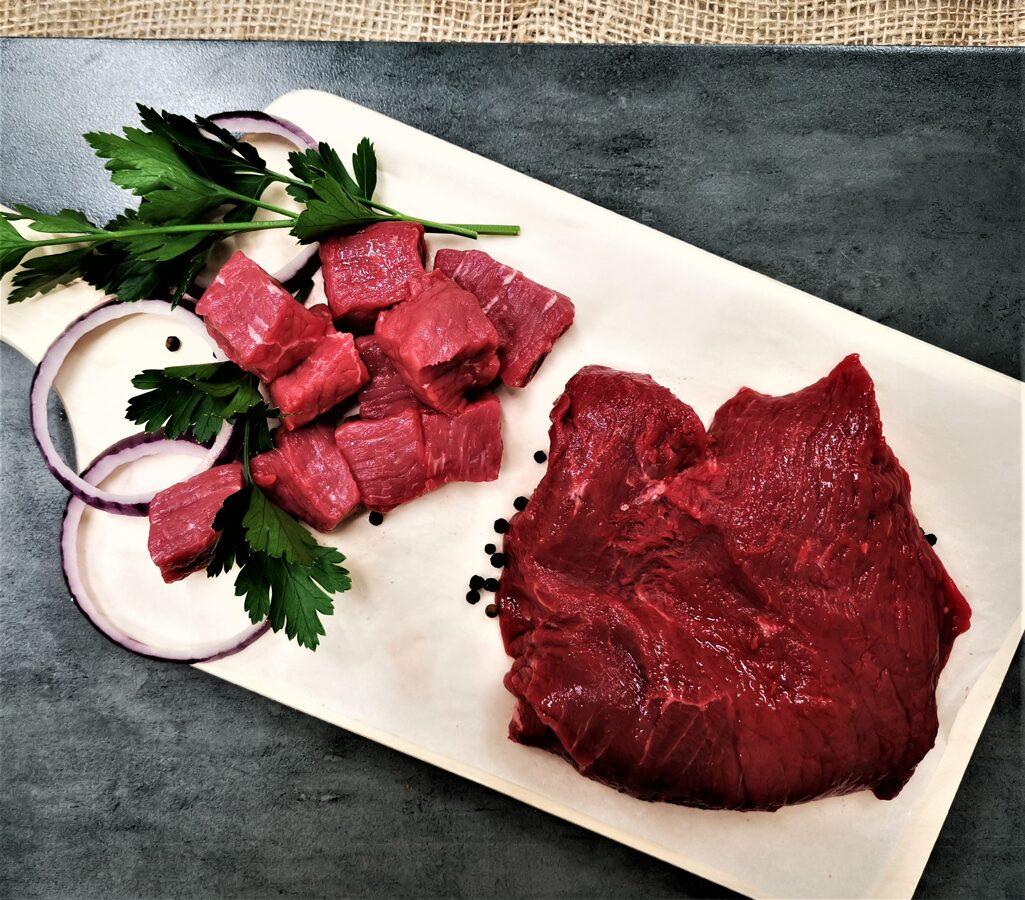 Nogatavināta Liellopa gaļa gulašam