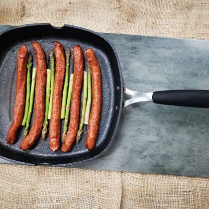 Brieža un liellopa gaļas cepamdesas -Mednieciņi (0,5 un 1 kg iepak.)